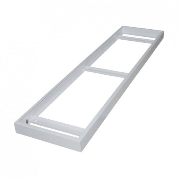 Carcasa / Cadru pentru montaj aparent panouri LED 1200x300mm