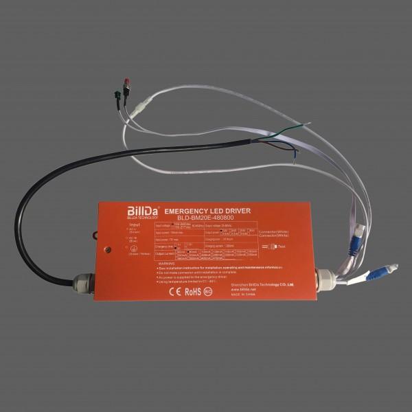 Kit de emergenta 3h pentru panouri LED SCHRACK LANO 4 30-40W
