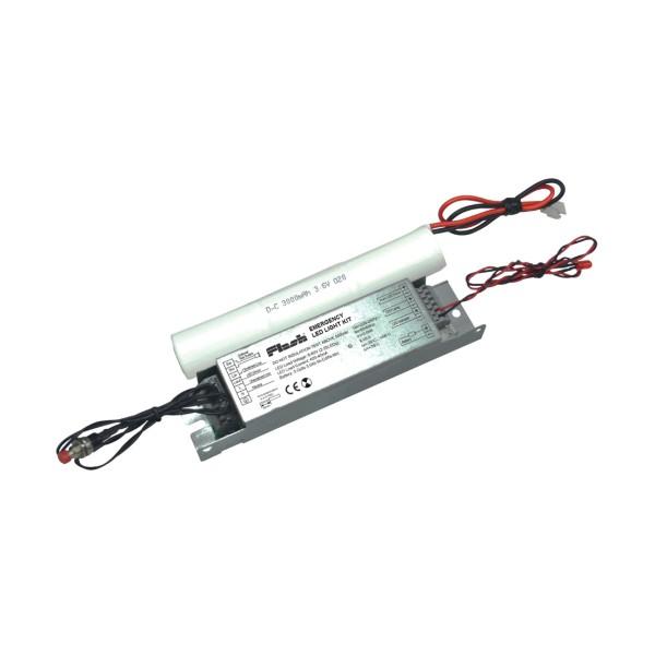 Kit de emergenta pentru corpurile de iluminat cu LED 3h