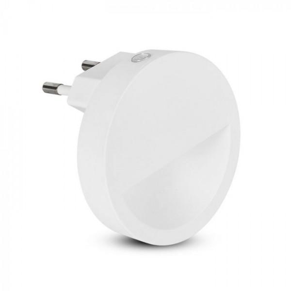 Lampa de veghe LED 0.45W cip Samsung rotunda VT-86
