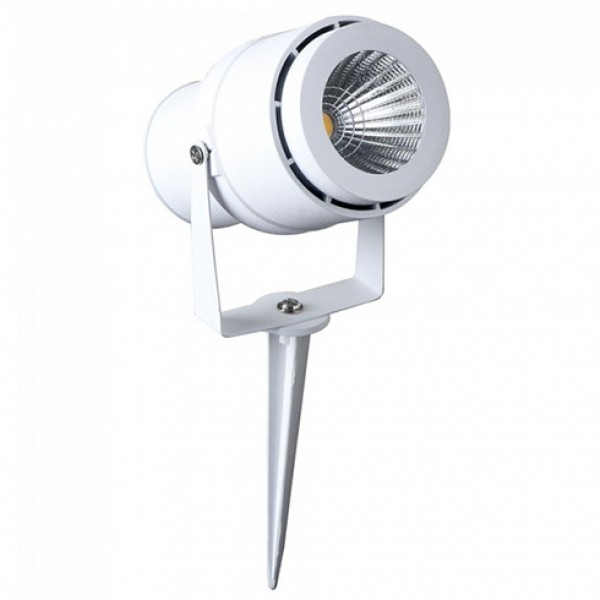 Corp iluminat LED tip tarus 12W Corp Alb Alb Cald
