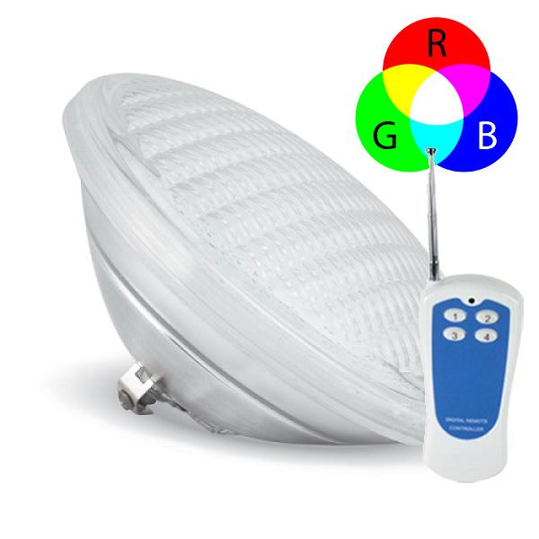 Lampa LED de piscina 8W PAR56 ...