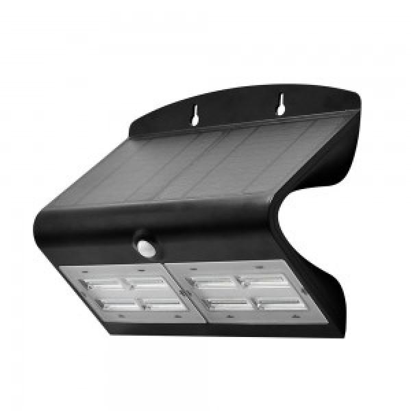 Lampa LED solara de perete 7W ...