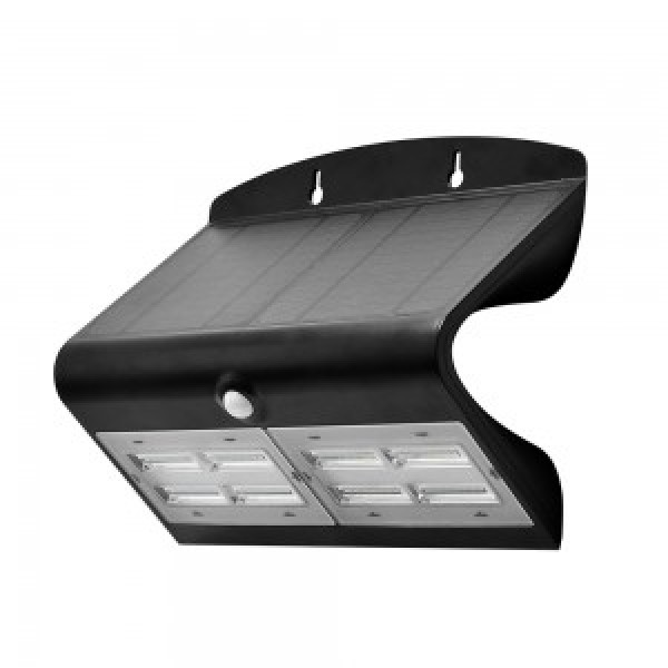 Lampa LED solara de perete 7W Alb Neutru...