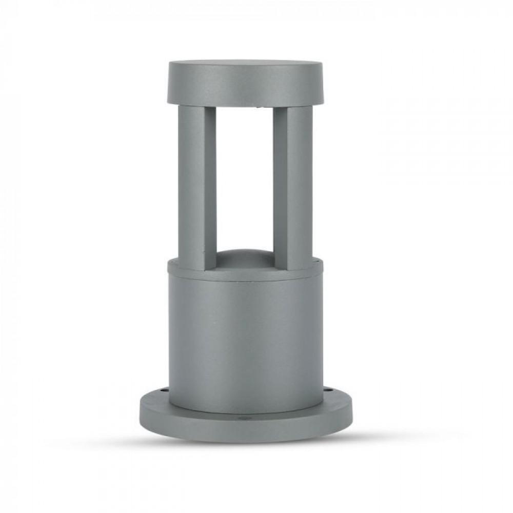 Aplica LED 10W de gradina Corp Gri 25 cm lumina calda