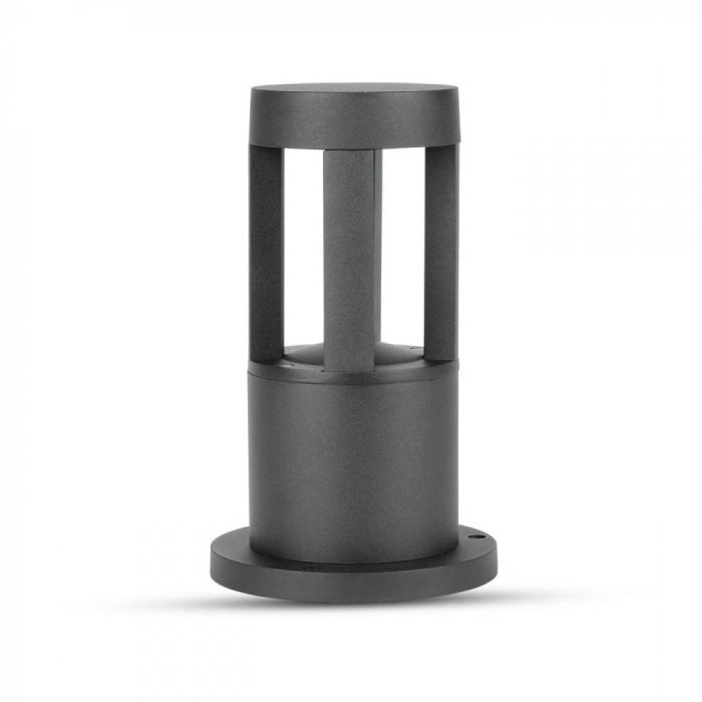 Aplica LED 10W de gradina Corp Negru 25 cm lumina neutra