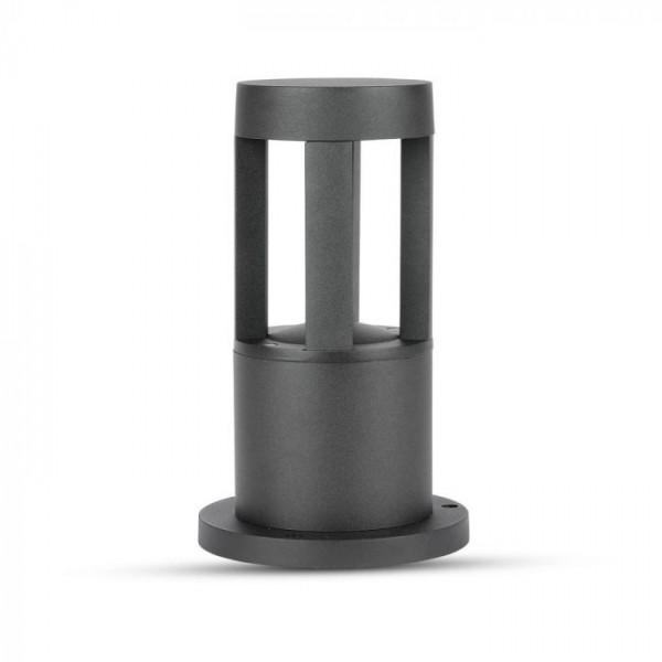 Aplica LED 10W de gradina Corp Negru 25 cm lumina calda