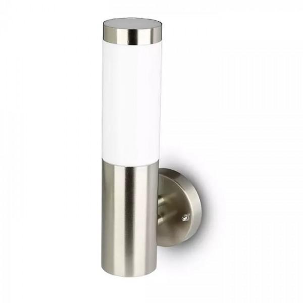 Lampa de perete E27 otel inoxidabil verticala