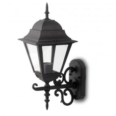 Lampa de Perete E27 Corp Negru Mat