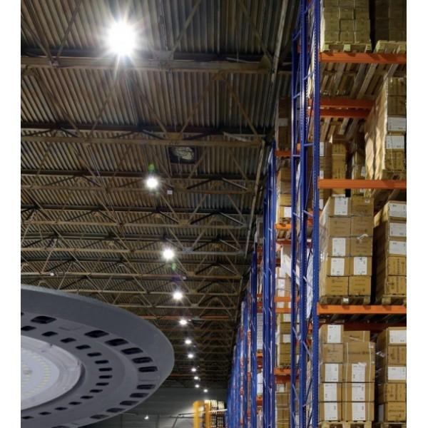 Lampa industriala LED 150W XFACTORY 120 grade Alb Neutru