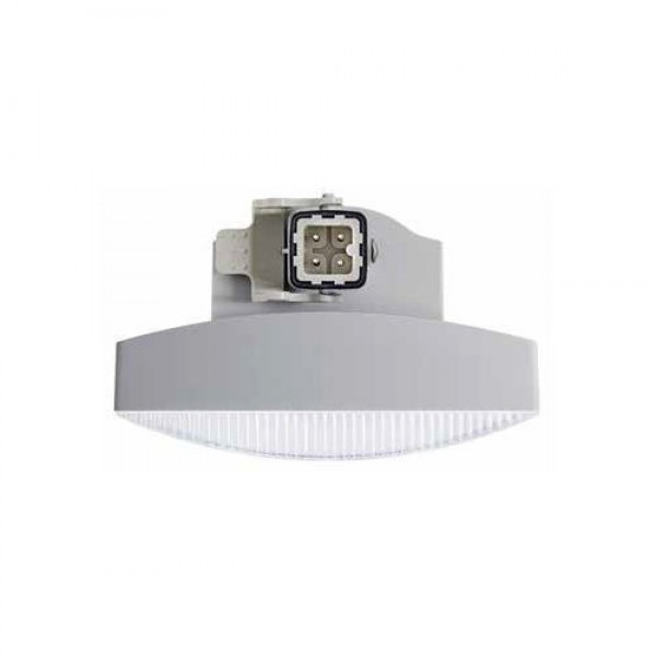 Corp iluminat liniar cu LED 1200mm 43W Gewiss Smart 3 63 LED-uri Mat