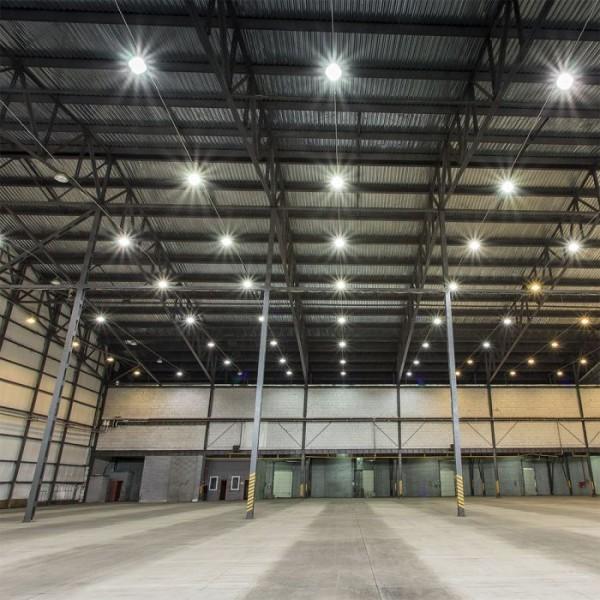 Lampa industriala Disc LED SCHRACK 150W 140lm/W 90 grade lumina neutra