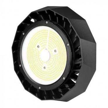 Lampa industriala LED Cip si driver SAMSUNG 100W 160lmW UFO 120 de grade Alb Rece