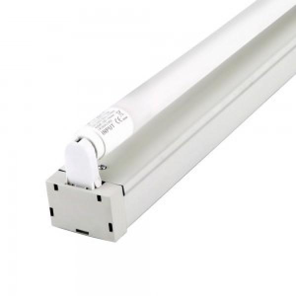 Corp de iluminat cu Tub LED 22W singular cu CIP SAMSUNG 150cm Alb Rece