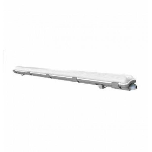 Corp Iluminat etans cu Tub LED 1X22W 150cm Alb Neutru