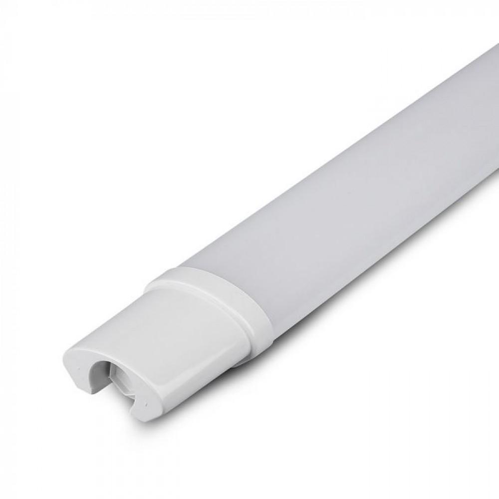 Corp de iluminat etans cu LED 36W seria S 120cm Alb Rece