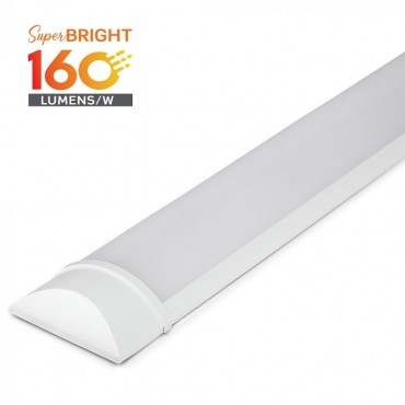 Corp de iluminat liniar cu LED A+++ 30W EVOLUTION 160lm/W 120cm Alb Rece
