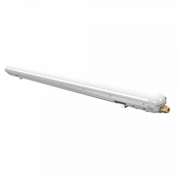 Corp Iluminat etans cu LED 36W 120cm cu Kit de Emergenta Alb Neutru