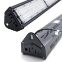 Lampa liniara LED industriala 100W CIP SAMSUNG 120lm/W Alb Rece 100 grade