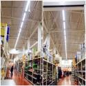Corp iluminat liniar LED Eris 1500mm 52W
