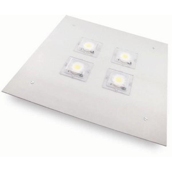 Corp iluminat LED 120W Dorado 4M pentru copertina benzinarii