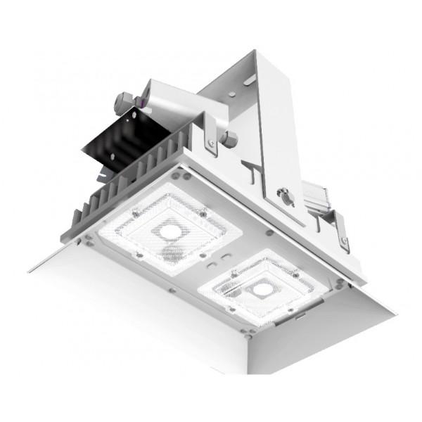 Proiector LED Castor 2M 66W