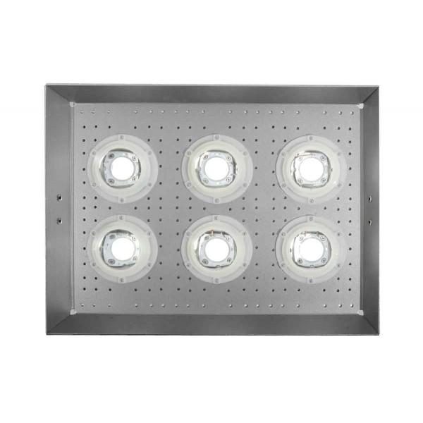 Proiector LED Castor 6M 200W