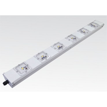 Corp de iluminat cu LED GEMMA 6M ATEX - iluminat antiex