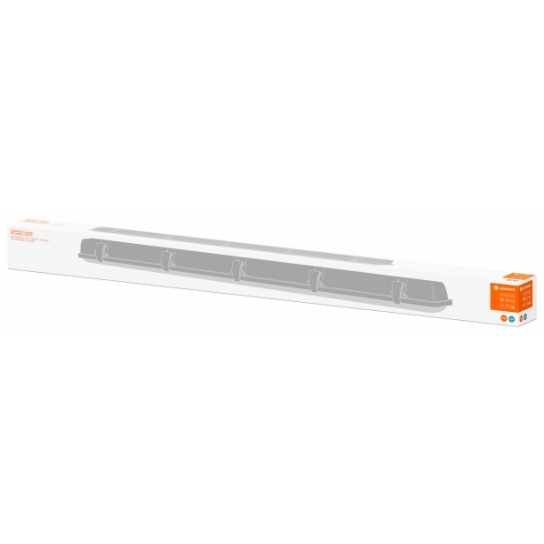 Corp Iluminat etans cu LED 39W 120cm LEDVANCE Alb Rece