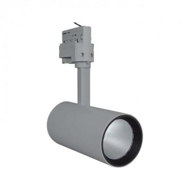 Proiector LED pe sina 25W LEDVANCE Corp Gri Alb Cald