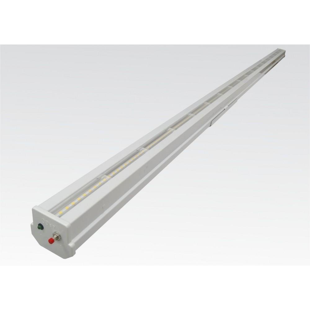 Corp iluminat liniar LED Argo 78W cu kit de emergenta 1h Unghi Dispersie 90 Grade