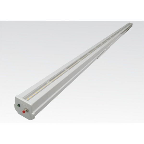 Corp iluminat liniar LED Argo 70W cu kit de emergenta Unghi Dispersie 90 Grade