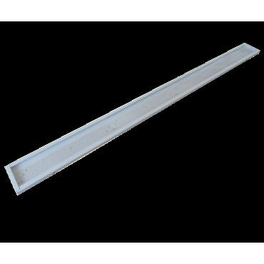 Corp iluminat liniar LED Eris 1500mm 56W cu Kit de emergenta 1h