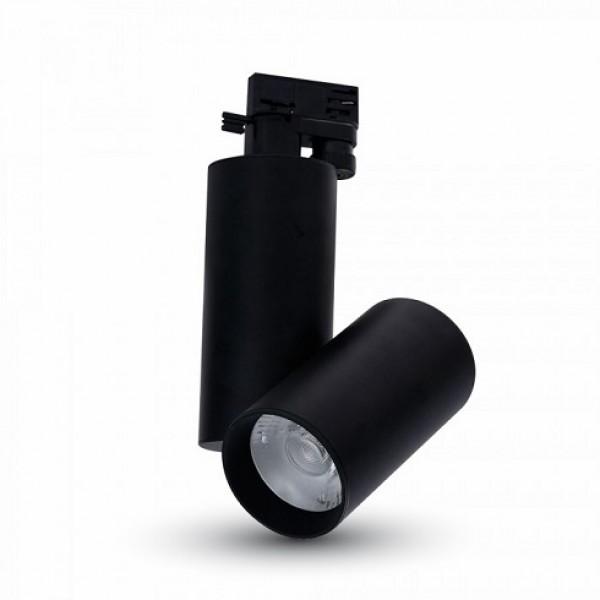 Proiector LED 30W pe sina Corp...