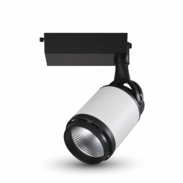 Corp iluminat LED 10W pe sina ...