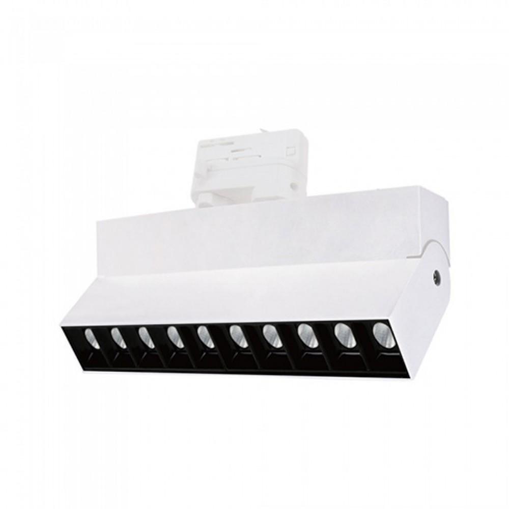Corp LED liniar pe sina Cip Samsung 25W Corp Alb Alb Cald