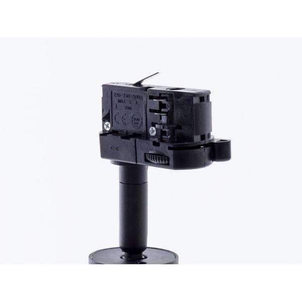 Proiector LED 20W pe sina Corp Negru Cip Samsung Alb Neutru