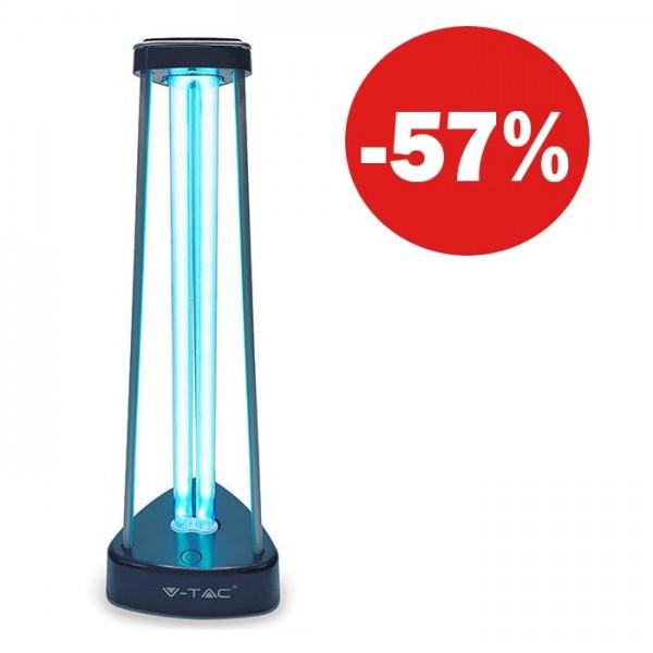 Lampa bactericida dubla sterilizare UV-C...