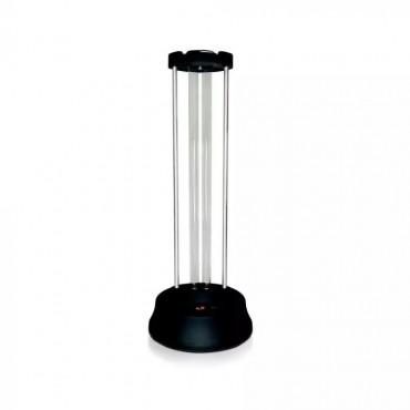 Lampa germicidala cu senzor dubla sterilizare UV-C cu Ozon 38W