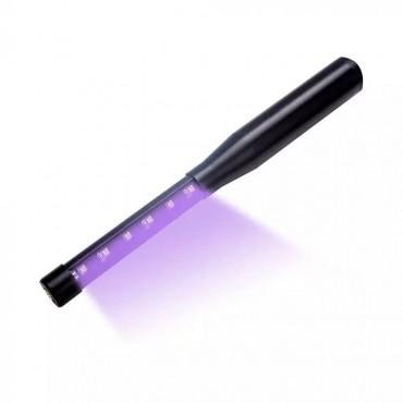 Lampa germicidala portabila cu LED UV-C 15W pentru dezinfectie