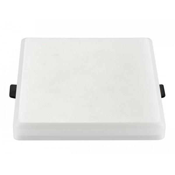 Panou LED Patrat 20W Cip SAMSUNG Alb Rece