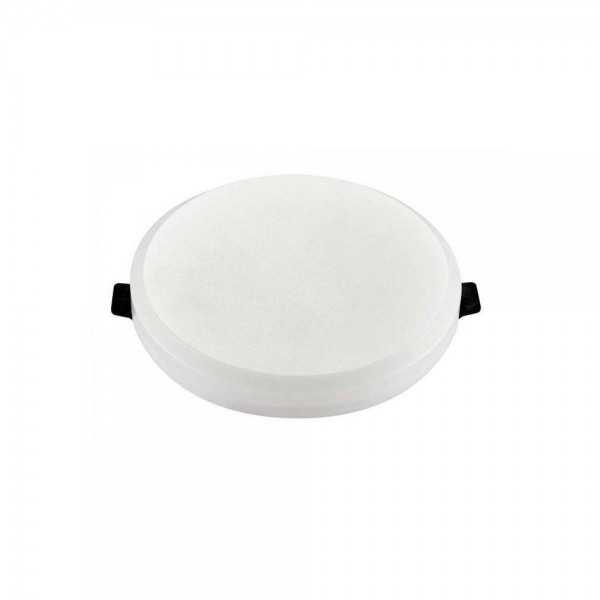 Panou LED Rotund 8W Cip SAMSUNG Alb Cald