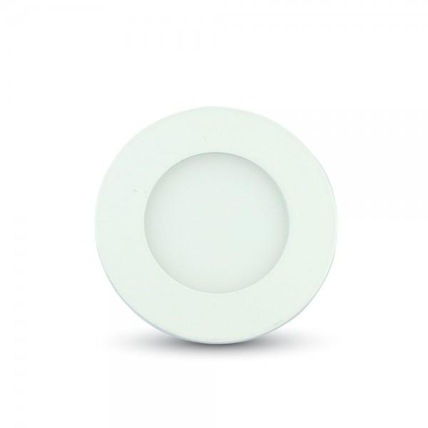 Spot LED 3W Premium Rotund Sli...