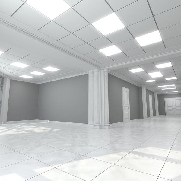 Panou LED 36W 600x600mm 120lm/W Alb Neutru