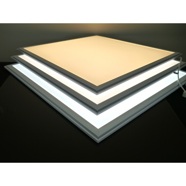 Panou LED 45W 600x600mm 120lm/W Alb Rece