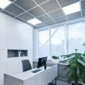 Panou LED SMART 40W 600x600mm compatibil cu AMAZON ALEXA si GOOGLE HOME 3 in 1