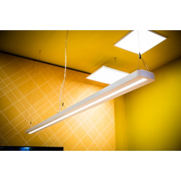 Panou LED 34W 1200mm Osram IndiviLED Alb Neutru