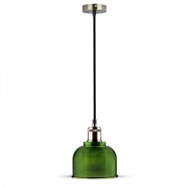 Pendul Sticla Verde Ф145mm