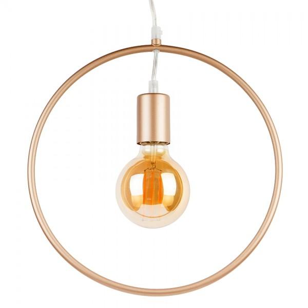 Pendul Geometric Auriu Cerc