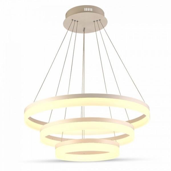 Candelabru 80W cu Lumina soft Dimabil Alb Neutru